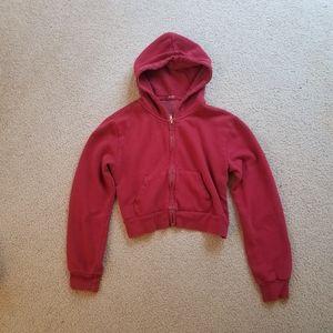 Rare color- Brandy Melville crystal jacket